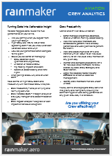 Crew Analytics Brochure